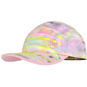 Buff 5 Panel Cappello Bambino, rosa/colorato